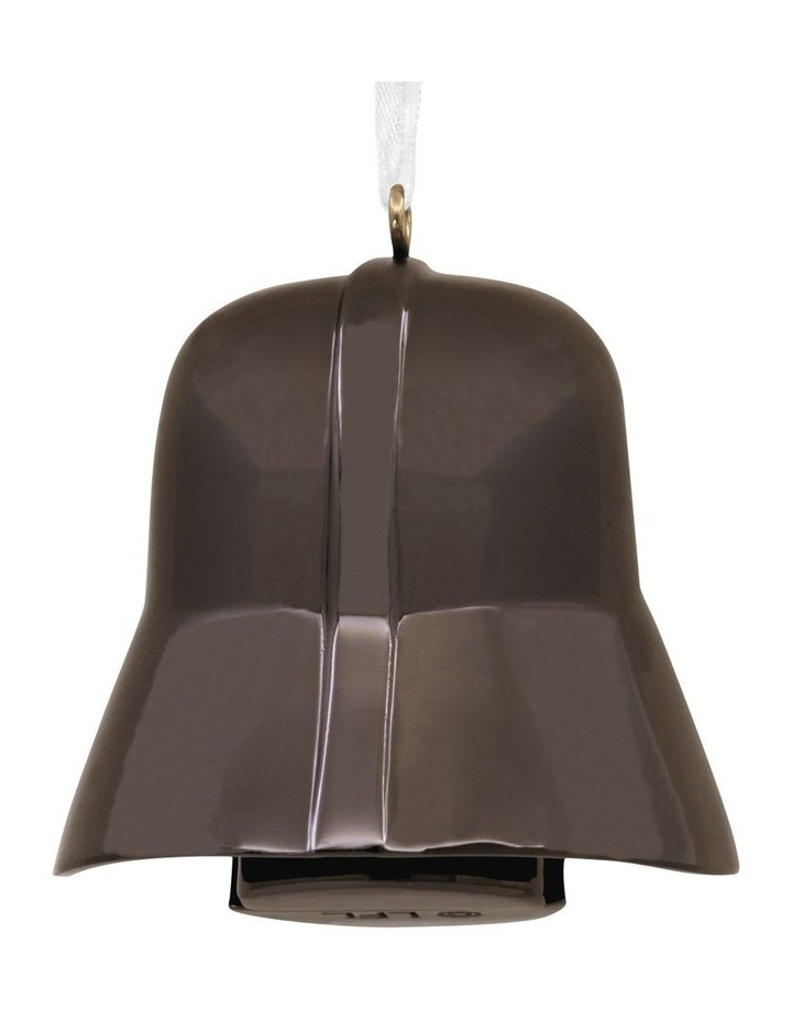 Premium Metal Darth Vader Helmet  Ornament image 2