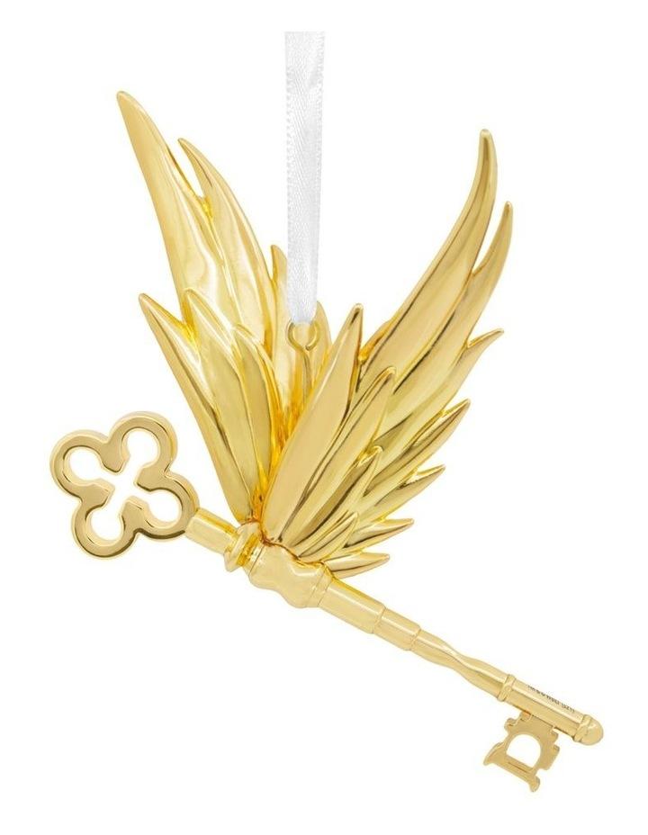 Premium Metal Harry Potter Key Ornament image 1