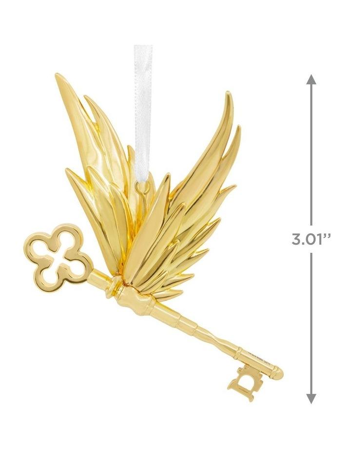 Premium Metal Harry Potter Key Ornament image 3
