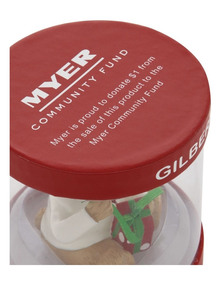 Heirloom Boxed Gilbert 2020 Teddy Hanging Ornament image 5