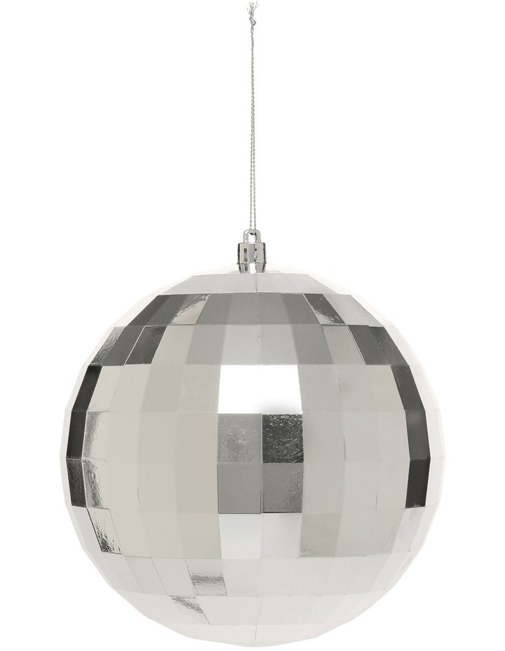 Limited Edition 150mm Shiny Disco Ball image 1