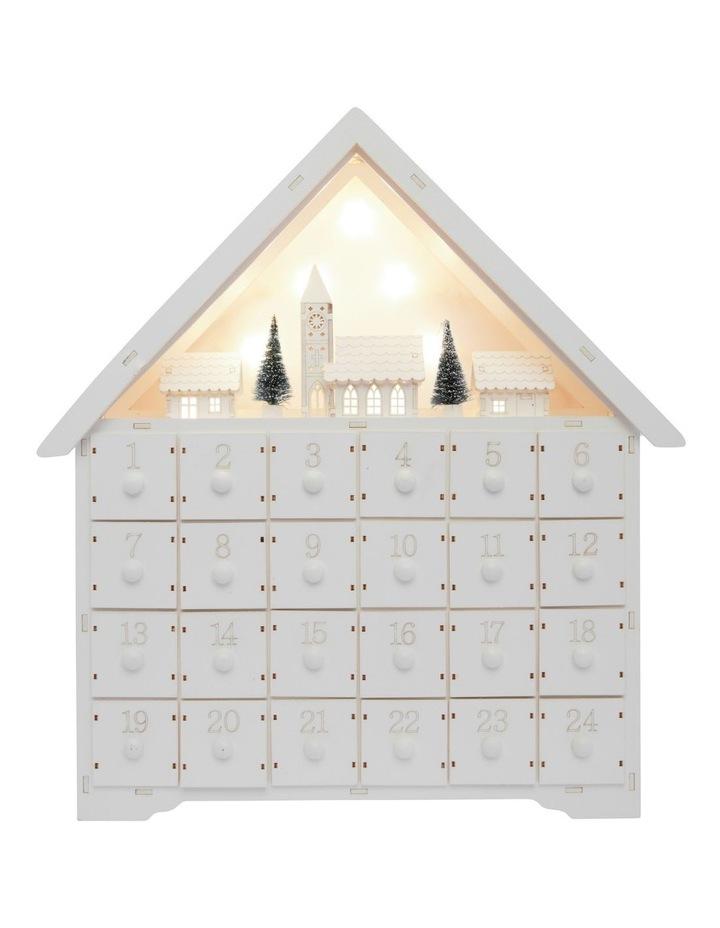 House Shaped Advent Calendar image 2