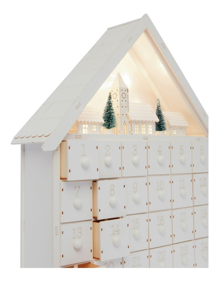 House Shaped Advent Calendar image 3