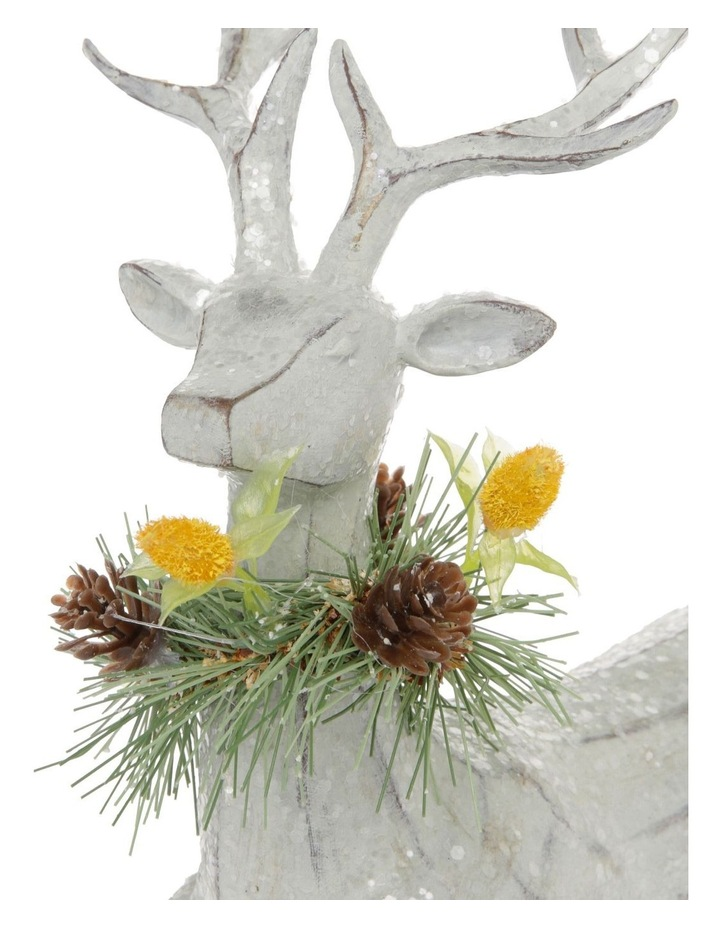 Eucalyptus Sitting Reindeer with Australiana Trim image 3
