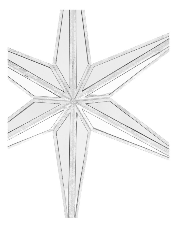 Luxe Mirrored Deco Star Tree-Topper image 2