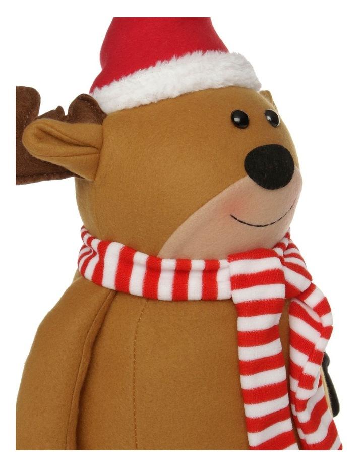 Merry & Bright Reindeer Pop-Up Decoration image 4