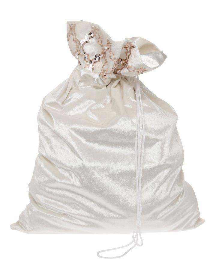 Luxe Deco Sequin Gift Sack image 1