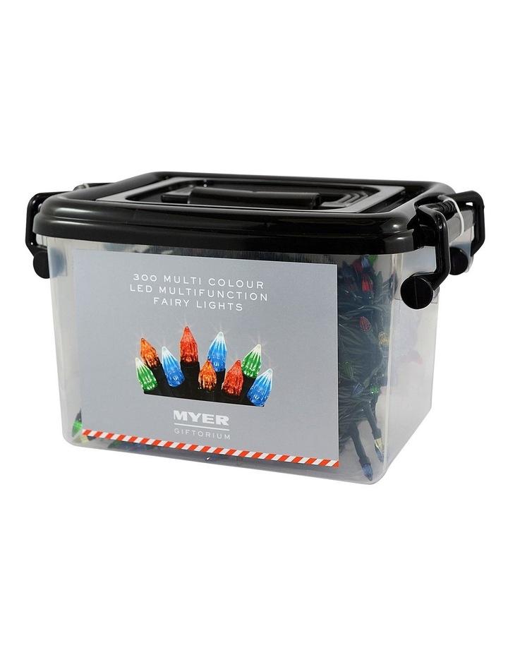 300 Warm Colour Multi-Func Plastic Tub image 1