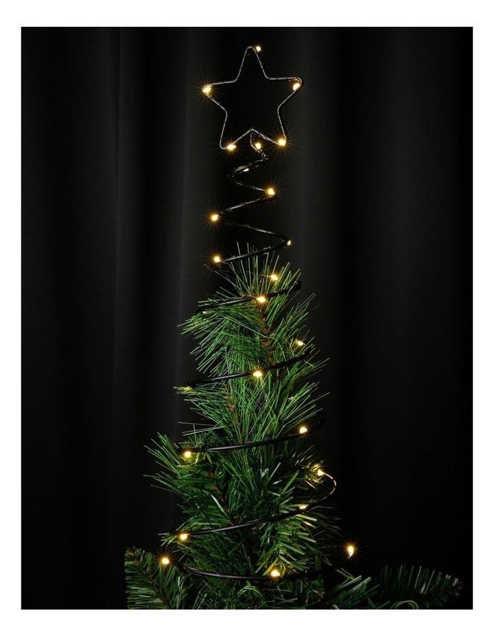 Christmas Tree LED-Lit Tree-Topper image 2