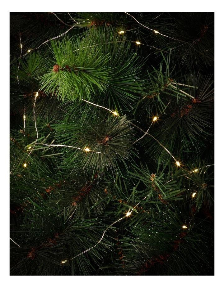 Myer Giftorium 100L Copper Wire B/O Fairy Lights: 1m image 1