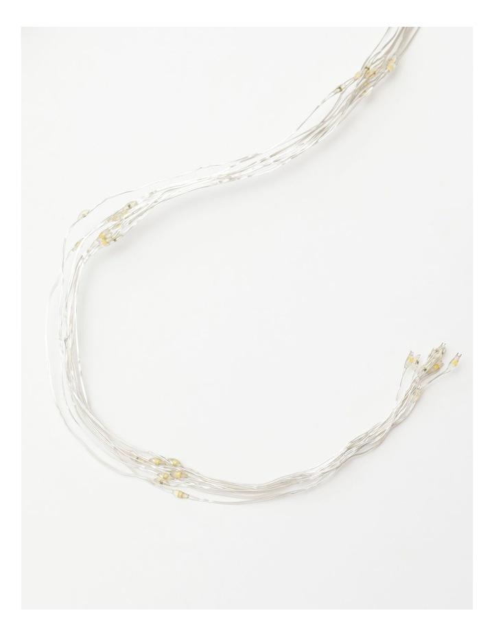 Myer Giftorium 100L Copper Wire B/O Fairy Lights: 1m image 3