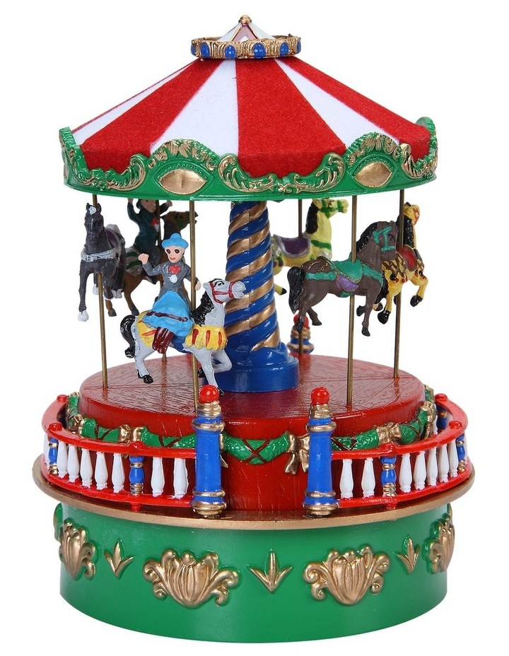 Mini Carnival Music Box - Carousel image 1