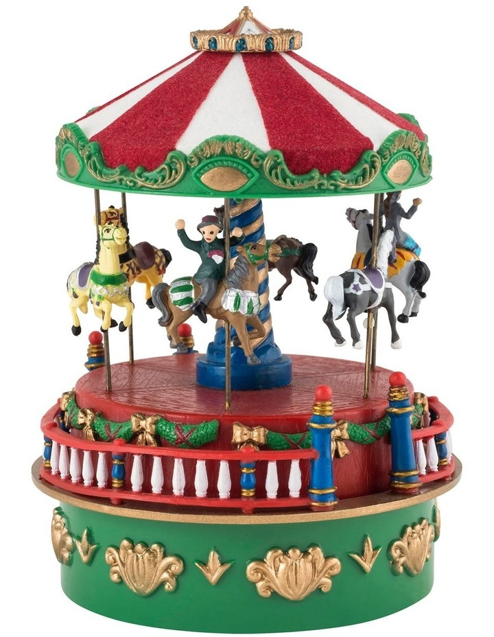 Mini Carnival Music Box - Carousel image 2