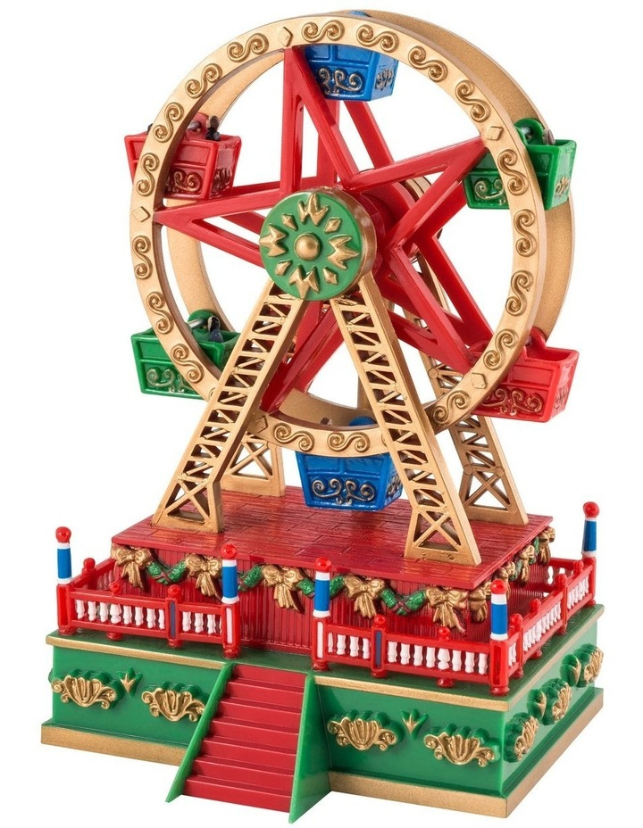 Mini Carnival Music Box - Ferris Wheel image 1