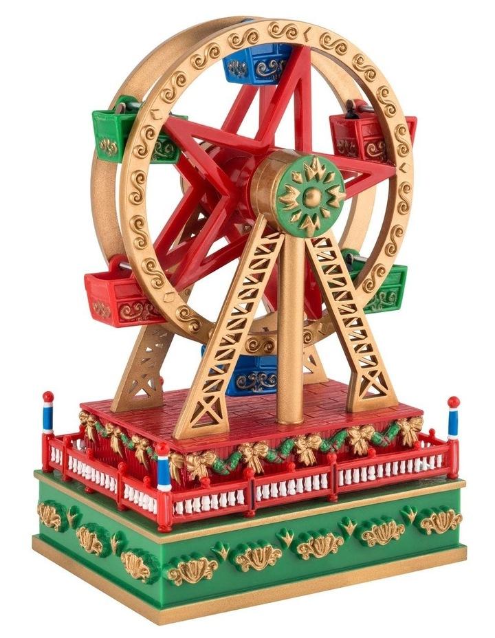 Mini Carnival Music Box - Ferris Wheel image 2