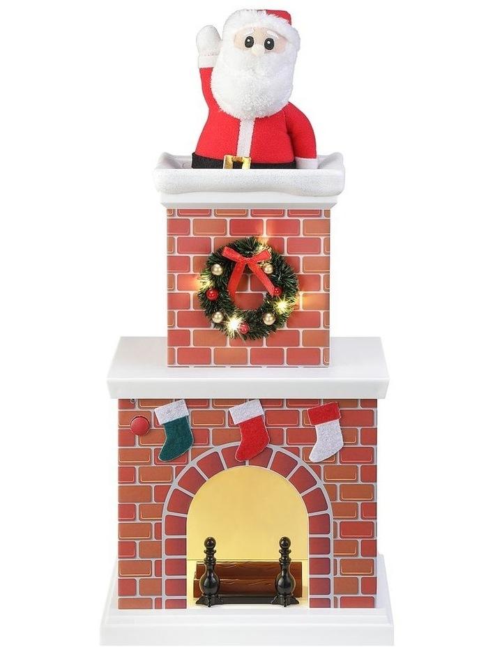 Mr Christmas Chimney Santa image 1