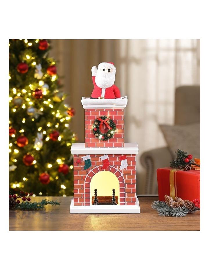Mr Christmas Chimney Santa image 2