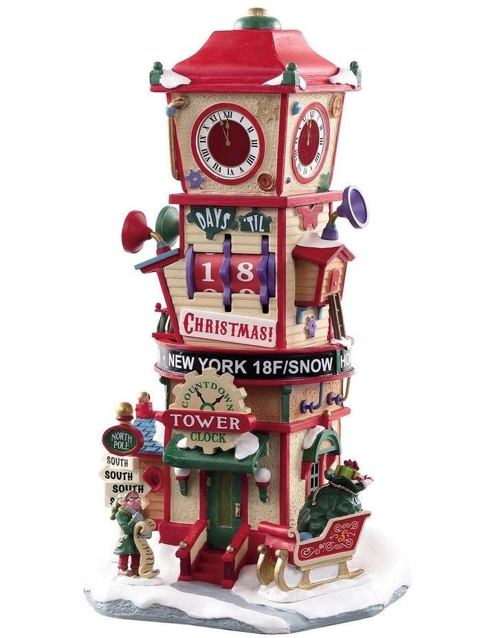 Countdown Clock Tower image 1
