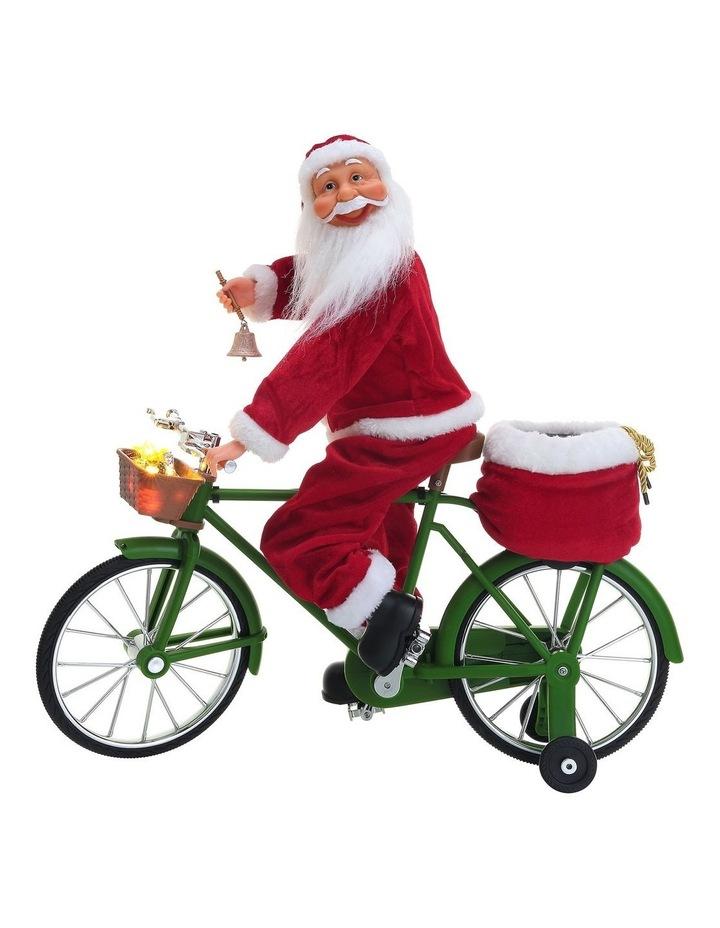 Cycling Santa image 1