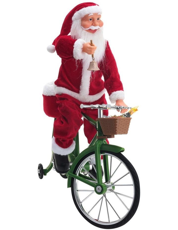 Cycling Santa image 2
