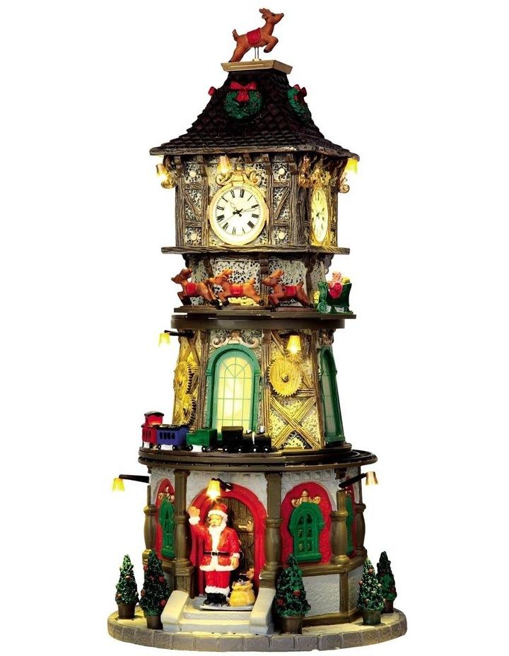 Christmas Clock Tower image 1