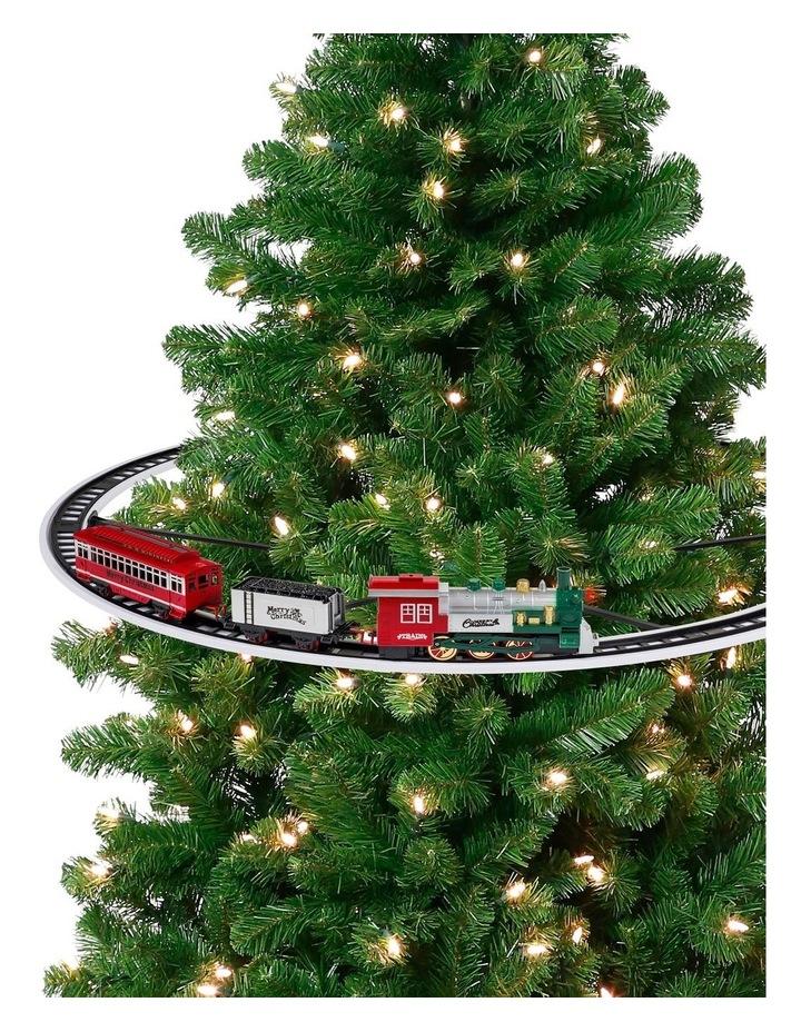 Mr Christmas Train Around the Tree image 3