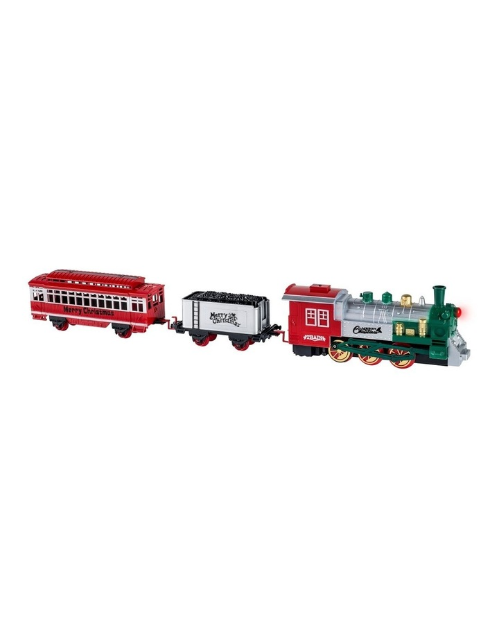 Mr Christmas Train Around the Tree image 4