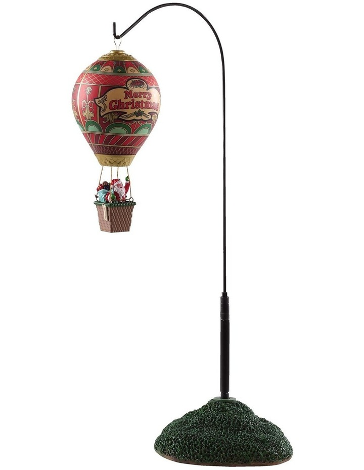 A Christmas Eve Balloon Ride image 1