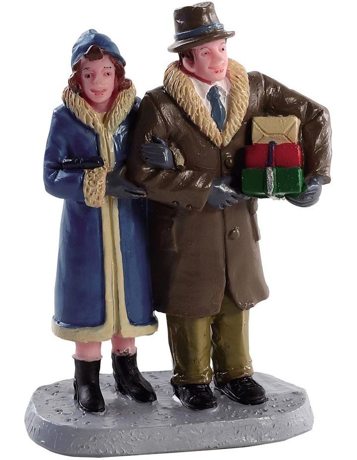 Christmas Couple image 1