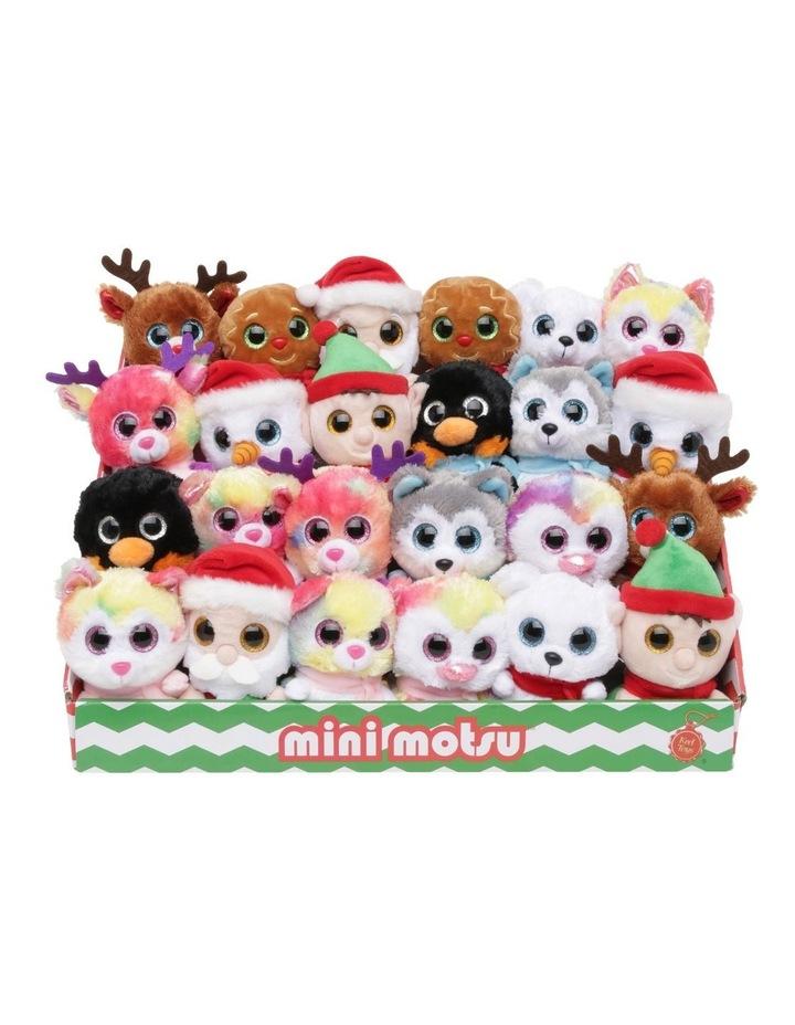 Mini Motsu Christmas Assorted image 1