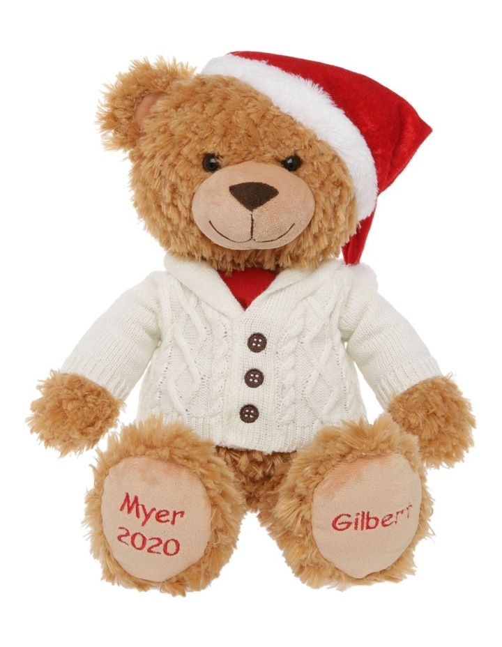 Gilbert 2020 Christmas Charity Bear image 1