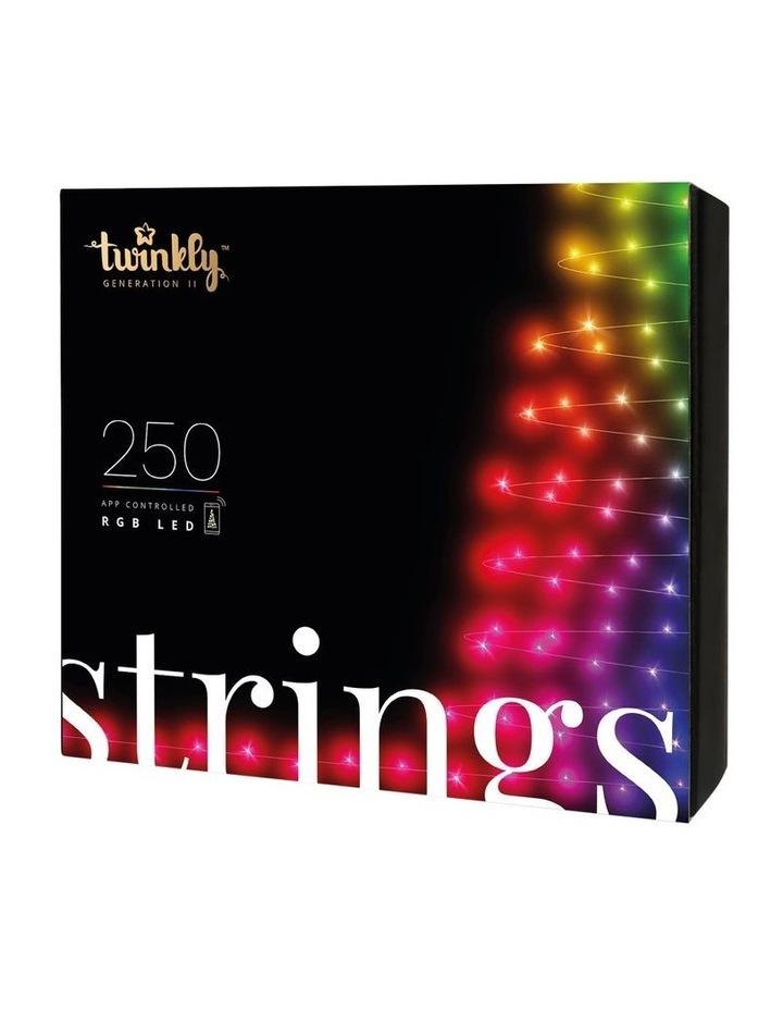 Smart String Lights 250 RGB LEDs image 1