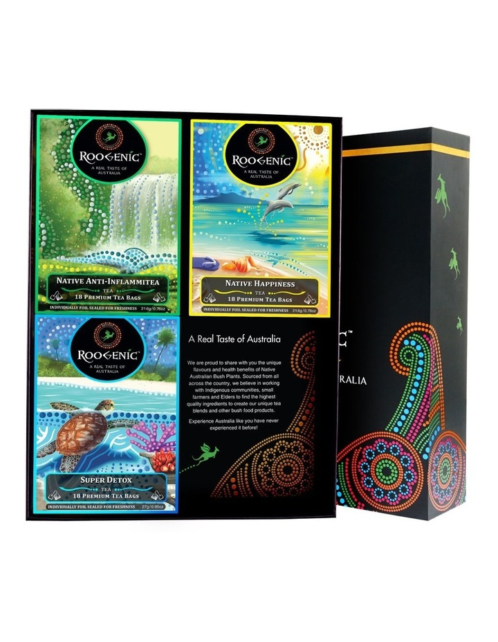 Roogenic Seize the Day Tea Bag Gift Box image 1