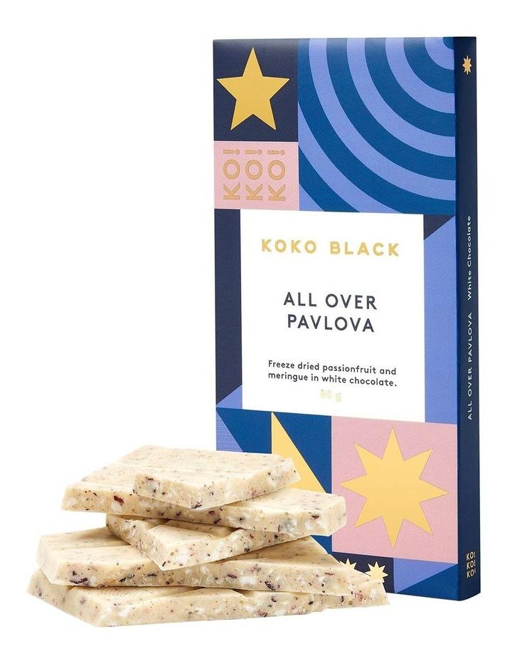 Koko Black Allover Pavlova Block 80g image 1