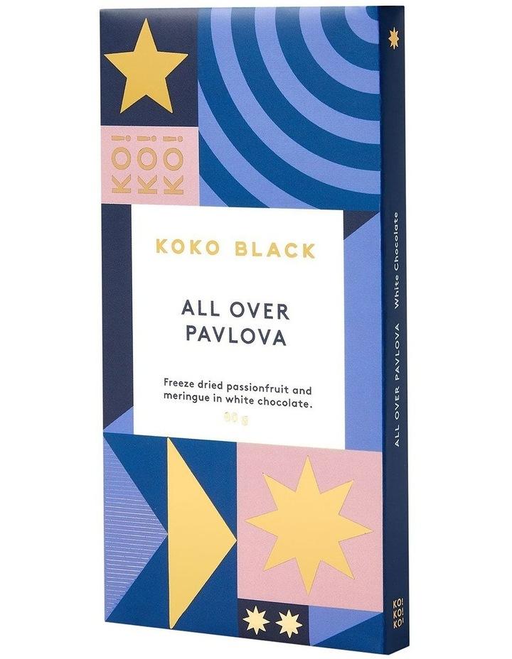 Koko Black Allover Pavlova Block 80g image 2
