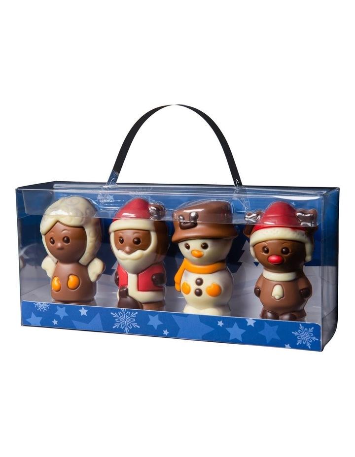 Christmas Figures Acetate Mk image 1