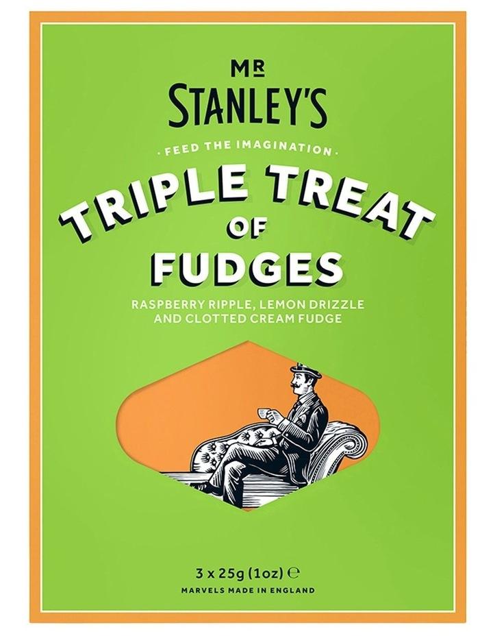 Triple Treat of Fudges image 1