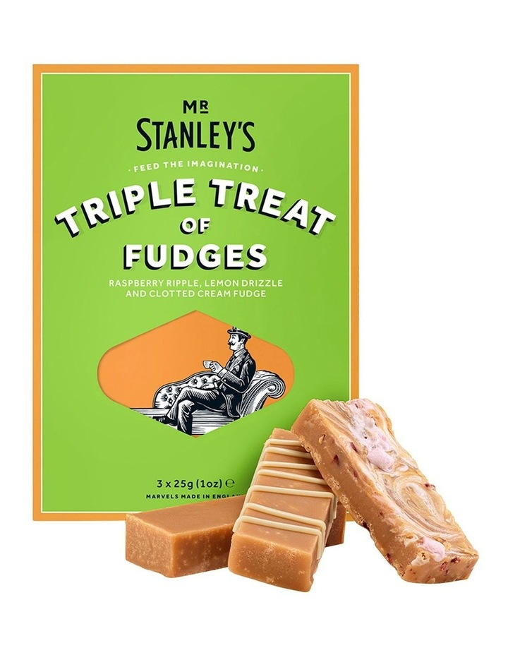 Triple Treat of Fudges image 2