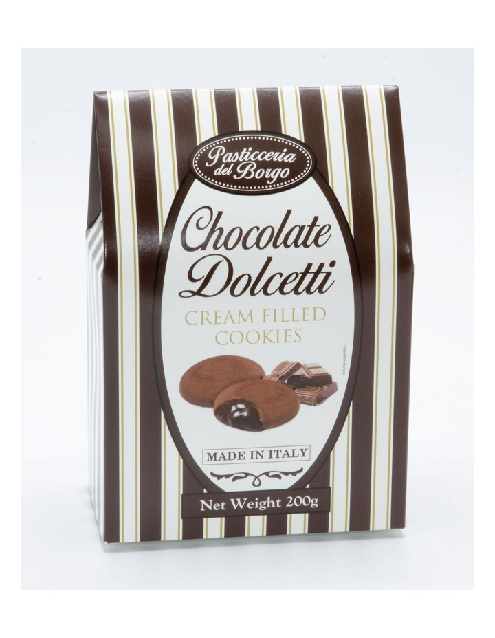 BDM Chocolate Dolcetti Cookies 200g image 1