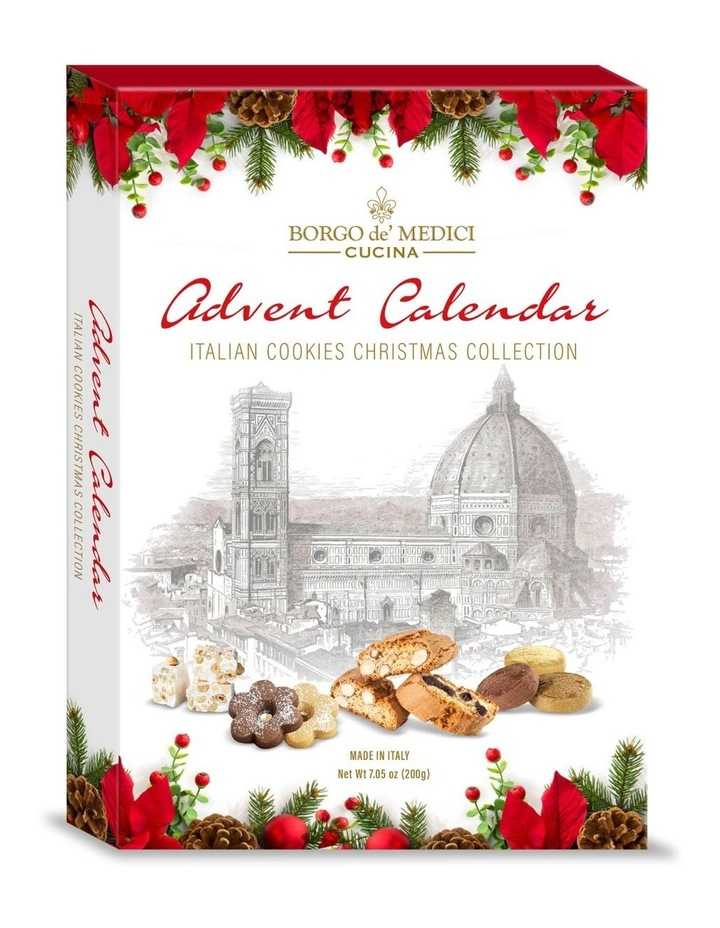 BDM Assorted Biscotti Advent Calendar 200g image 1