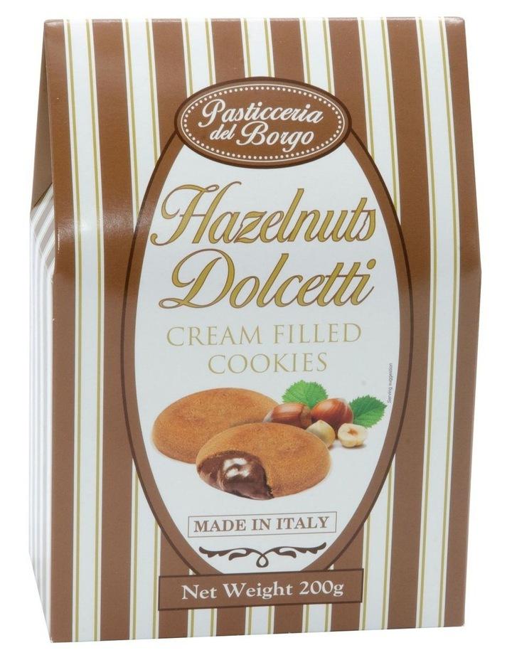BDM Hazelnut Dolcetti Cookies 200g image 1