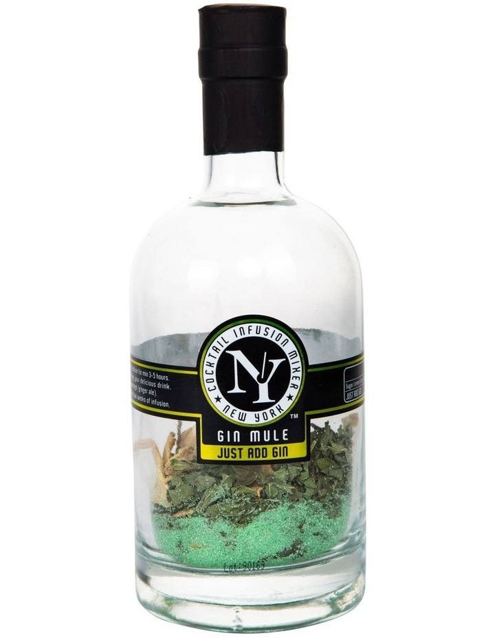 New York Cocktail Infusion Mixer - Gin Mule 130g image 1