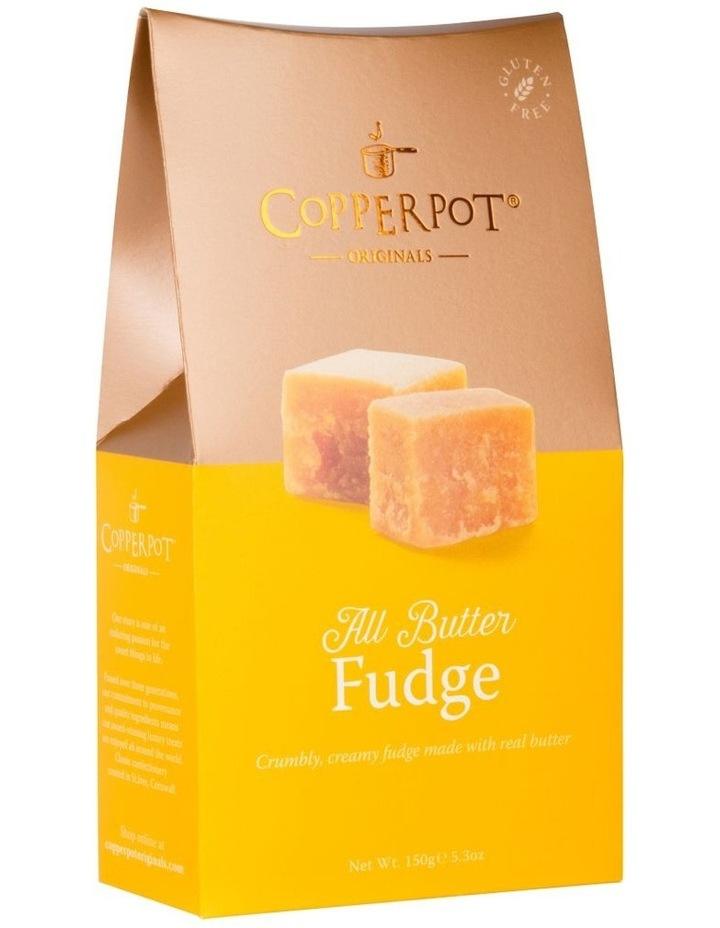 Copperport Satchel 150g - All Butter Fudge image 1