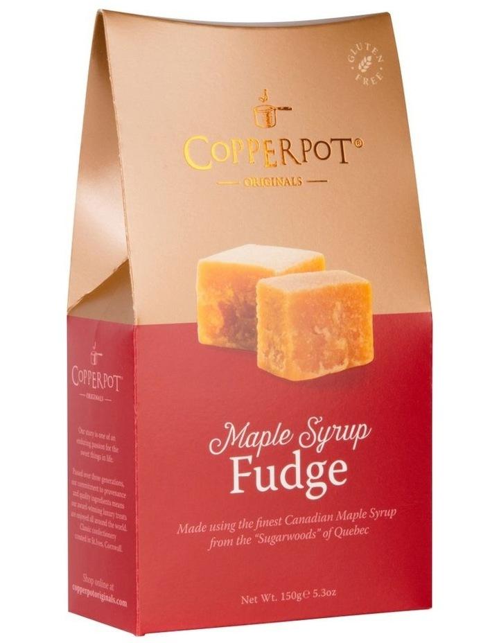 Copperport Satchel 150g - Maple Syrup Fudge image 1