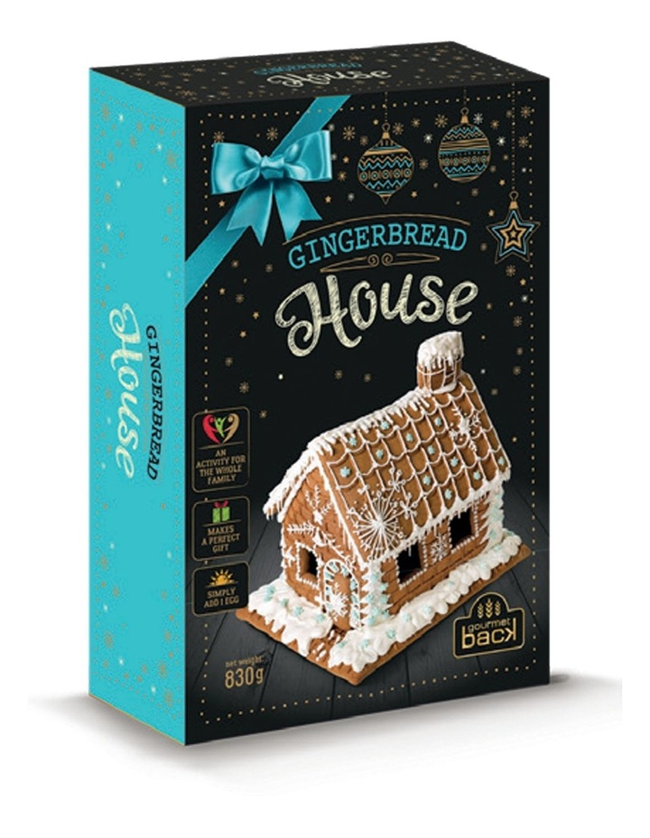 Gingerbread House image 1