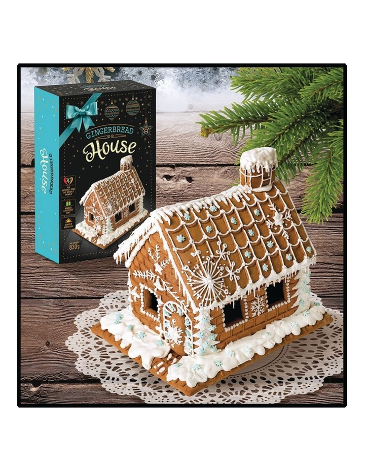 Gingerbread House image 2