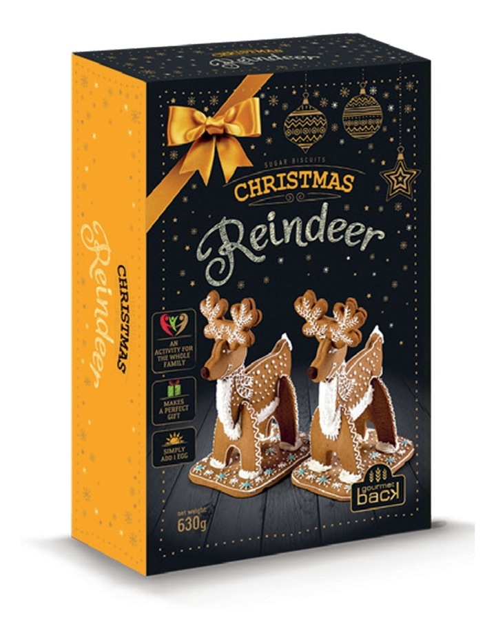 Biscuits Christmas Reindeer image 1