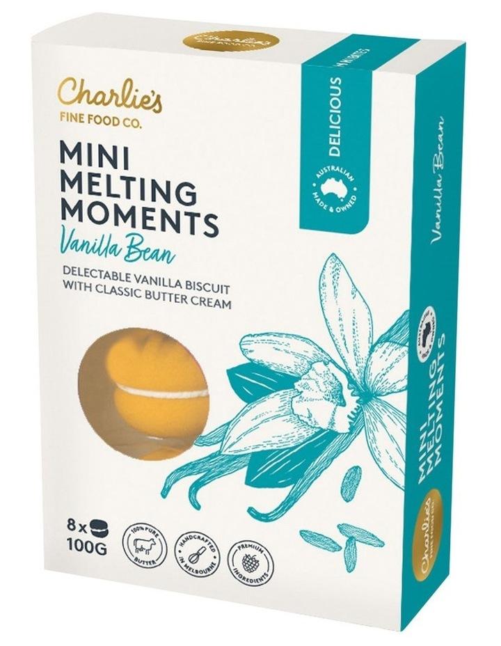 Charlie's Mini Melting Moments Vanilla Bean 100g image 1