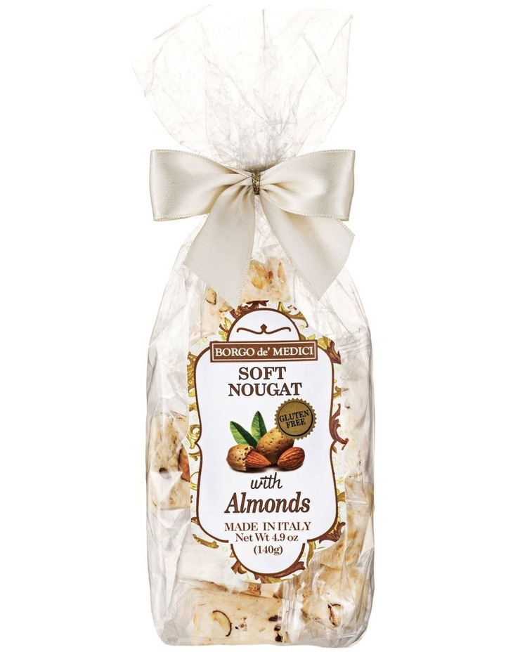 BDM Soft Nougat With Almonds 140g image 1