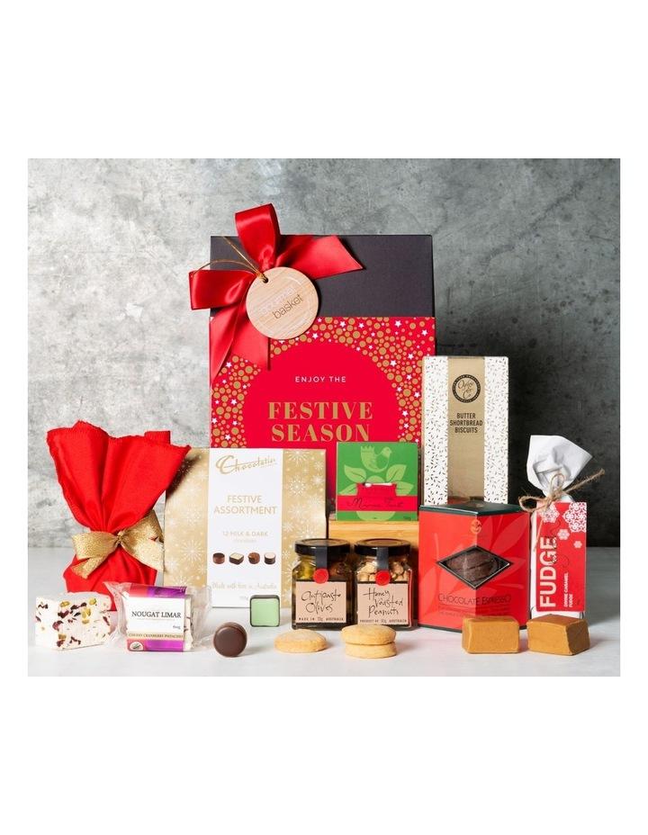Gourmet Christmas Gift Hamper image 1